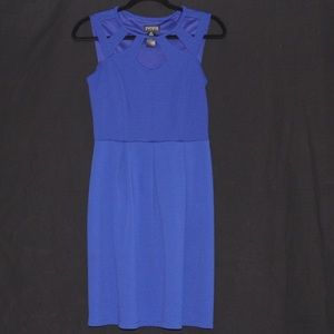 Blue Dress Enfocus Studio